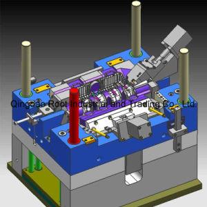Automotive Plastic Engine Cover Mould pictures & photos