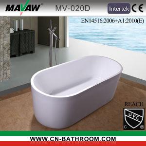 Free Standing Lucite Acrylic Bathtub (MV-020D)