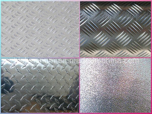 Anti-Slip Aluminum Checkered Plate with Different Patterns in China pictures & photos