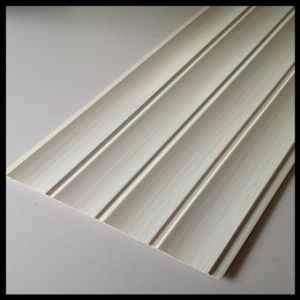 Four Carved PVC Wall Panel and PVC Lamination Wall Panel (ZXF)