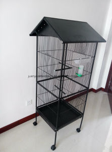 Hot Sale Top Quality Factory Frice Large Metal Bird Aviary pictures & photos