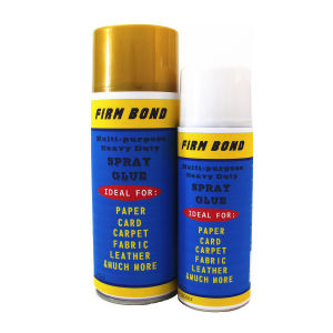 High Performance Fast Curing Spray Glue pictures & photos