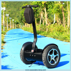 High Quality Electric Chariot 2 Wheel Stand up Electric Scooter pictures & photos