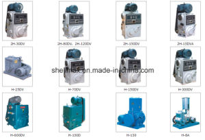 High Quality Air Diaphragm Piston Pump Rotary Vane Vacuum Pump pictures & photos