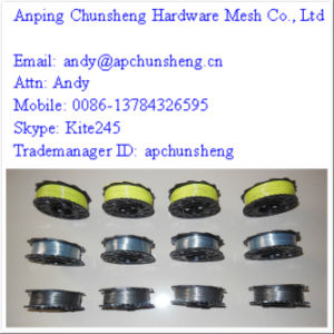 Wire Coils in Rebar Tying Machine pictures & photos