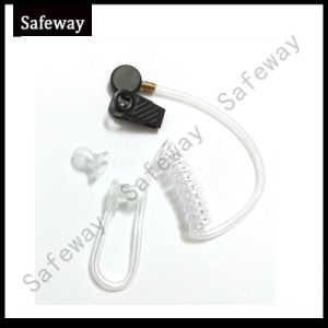 Acoustic Tube Part Replacement for Walkie Talkie Earpiece pictures & photos