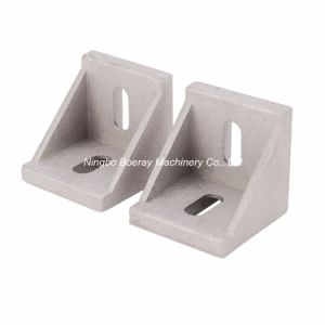Die-Cast Bracket for Aluminum Extrusion 45 Series pictures & photos
