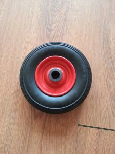 Pr1405 Pneumatic Rubber Caster Wheel 200X50 pictures & photos