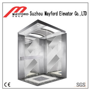 Passenger Elevator with 800kg 1.5m/S 8 Floors