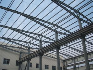 Light Steel Structure Cattle/Sheep Shed pictures & photos
