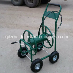 Garden Rolling Hose Reel Cart pictures & photos