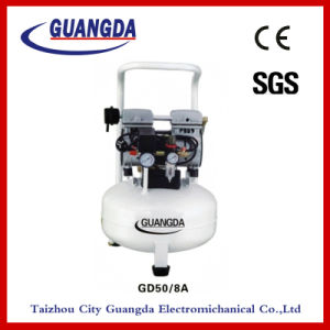 0.58kw 30L 8bar 105L/Min Oil Free Air Compressor pictures & photos