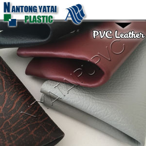 Abrasion-Resistant PVC Faux Leather for Auto Upholstery Lining Roofs
