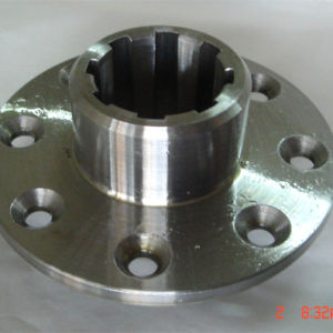 Neck Flange with Precision Casting pictures & photos