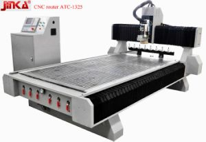 Atomatic Tool Change Door Working Machine/1325/8 Tools/Jinka (ATC-1325) pictures & photos