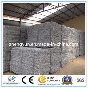 China Manufacture Hexagonal Wire Gabion Box/Welded Gabion From China pictures & photos