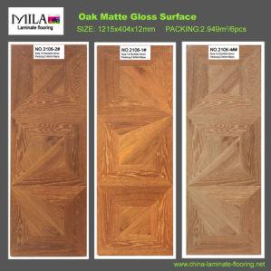 Best Seller Oak Wood Parquet Laminate Flooring Tiles