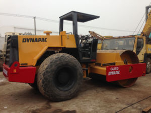 Used Road Roller Dynapac Ca25, Secondhand Compactors pictures & photos