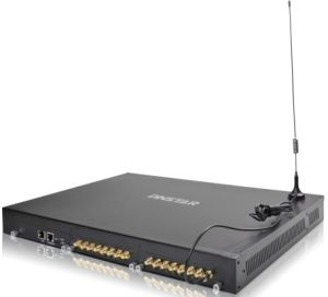 Dinstar VoIP GSM Gateway with 16 Channels and Rj11 (DWG2000-16G) pictures & photos