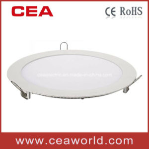9W Round Shape LED Panel Light pictures & photos