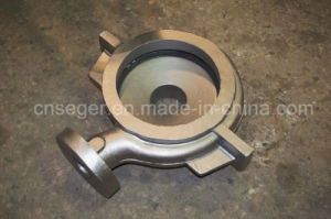 Custom Stainless Steel Casting Pump Body/Pump Housing pictures & photos