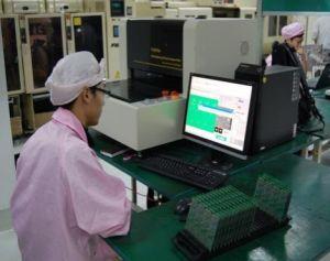 SMT Solder Paste Inspection Offline 3D Spi Machine After PCB Engraving on PCBA pictures & photos