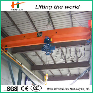 Electric Single Beam Bridge Cranes, Overhead Cranes pictures & photos
