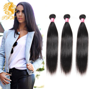 Grade 8A Malaysian Virgin Hair Straight 3 Bundles Malaysian Straight Hair 100% Unprocessed Human Hair Weave Rosa Hair Products pictures & photos
