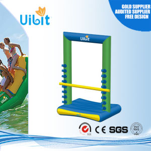 Hot Inflatable Water Sports Equipment for Water Playground (High Jump) pictures & photos