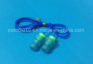 En352 Snr27db Ruseable Silicon Earplugs pictures & photos
