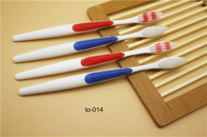 Hotel Amenities Toothbrush 3 Hotel Amenities Factory pictures & photos