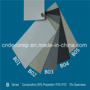 Competitive Price 89mm/100mm/127mm String Curtain Vertical Blind Fabric pictures & photos