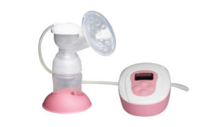 Breast Pump (LCD) pictures & photos