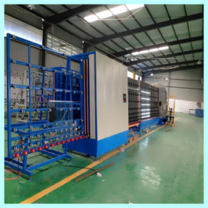 High Effiency Vertical Automatic Insulating Glass Production Line pictures & photos