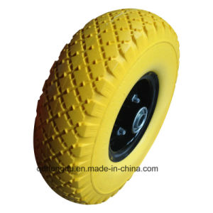 PU Foam Rubber Wheel pictures & photos