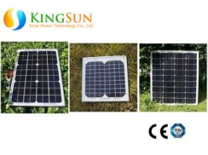 5W-115W Mono-Crystalline Solar Panel Mono Solar Panel/Solar Power pictures & photos
