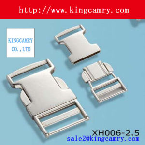 Side Release Bag Buckle, Backpacks Metal Buckles, Metal Bag Buckle pictures & photos