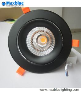 35W Elegant Black Housing CREE COB LED Ceiling Downlight pictures & photos