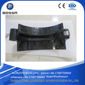 Casting Brake Part Brake Shoe for Benz Truck pictures & photos