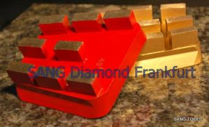 Metal and Resin Diamond Frankfurt for Marble Polishing (SG0120) pictures & photos