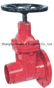 UL/FM Approved Resilient Nrs Gate Valve pictures & photos