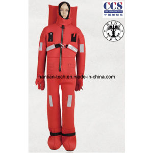 Ec/CCS Approved Immersion Suit for Lifesaving pictures & photos