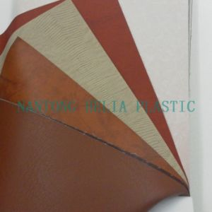 PU Decorative Leather (HL48-07) pictures & photos
