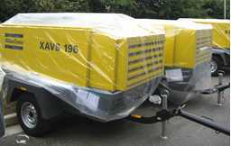 Xavs196 (11.3m3/min 14bar) Atlas Copco Portable Air Compressor pictures & photos
