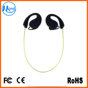 2017 LED Light Flash Wireless Bluetooth Headset with 120mAh Battery Hot Sale pictures & photos