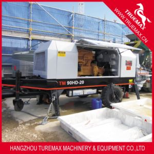Featured Product Stationary Concrete Pump pictures & photos