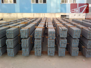 Lowest Price Hot Rolled Steel Billet in China pictures & photos