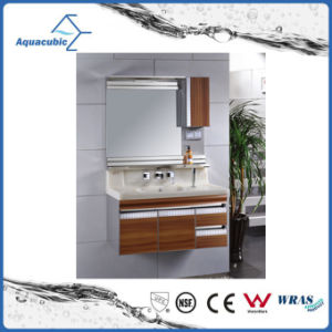 Modern Style Black Furniture Home Luxury Stainless Steel Bathroom Furniture pictures & photos