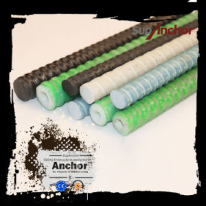 Supanchor Hollow Threaded Fiberglass Anchor Bar
