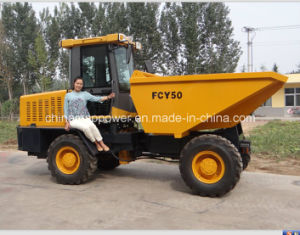 5.0ton Site Dumper with Warm Cabin pictures & photos